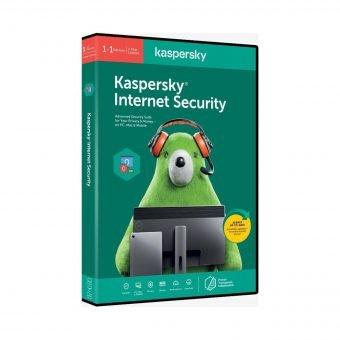 Kaspersky Internet Security 1 user + 1 free user