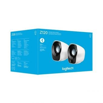 Speakers Logitech Z120